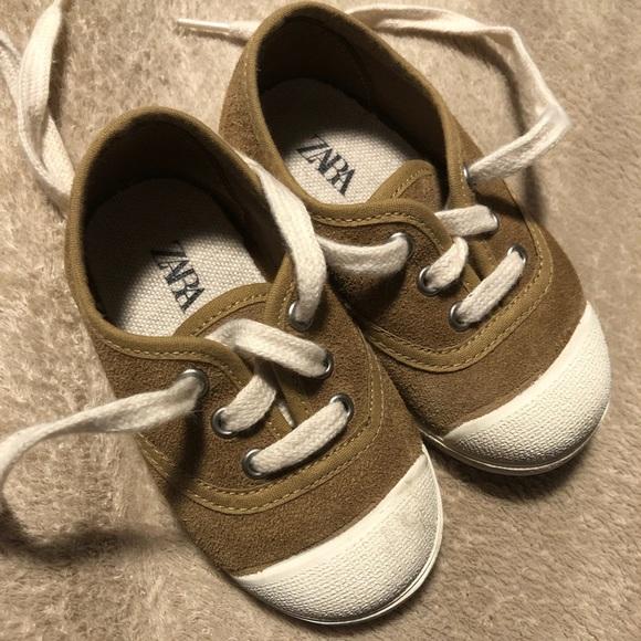 Zara Shoes | Baby Sneakers | Poshmark